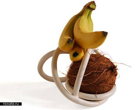 Вазочка для фруктов