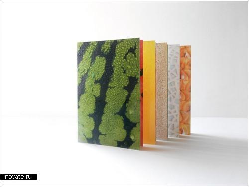 Фруктовые открытки