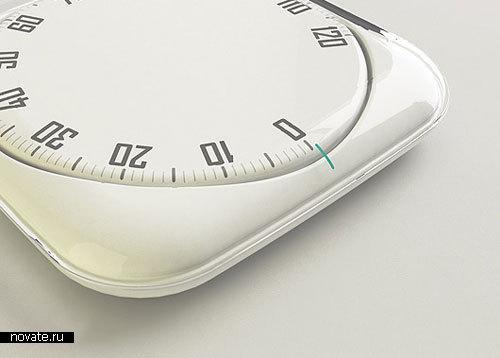 Крутящиеся весы «Fullscale» от Jaren Goh