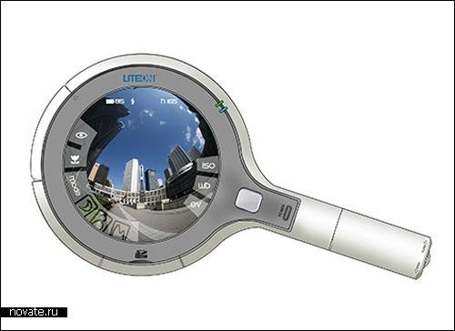 «Кривая» камера