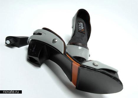 Туфли-конструктор «Goodie 2 Shoes»