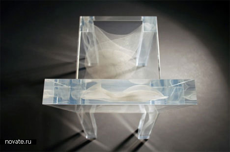 Стул-привидение от Ralph Nauta and Lonneke Gordijn