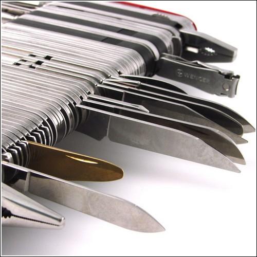 Гигантский складной нож из 87 составляющих