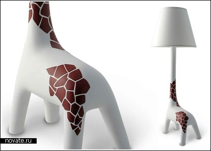 Лампа «Жираф»