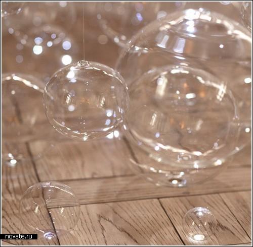 Пузырьки, пузырьки…в столе