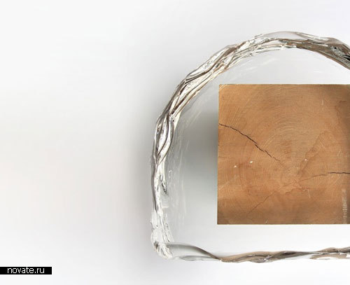 Работы из стекла Tokujin Yoshioka