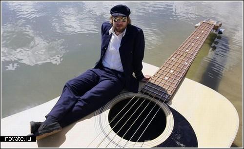Лодка-гитара