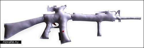 Опасный кошелек-пистолет