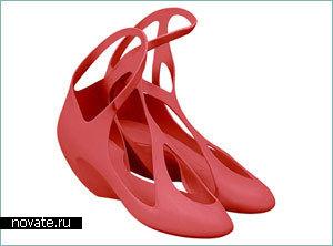 Туфли от Захи Хадид
