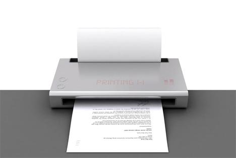 принтер от Jin Hee Kim