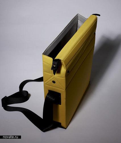 Сумка-пакет от Gregor Timlin