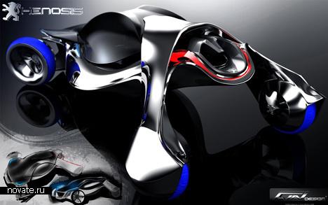 Автомобили будущего от Алексея Михайлова
