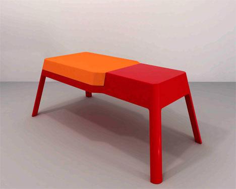 Мебель от Frank & Stanimira Rafaschieri