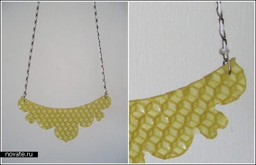 Ожерелье «Молоко и мед»