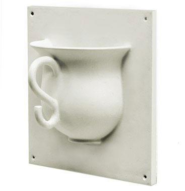 Чашка на стене Hookmaker