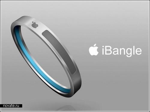 Мп3-плеер «iBangle» у вас на запястье