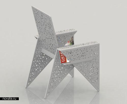 Стул «Iga» от Damian Kozlik