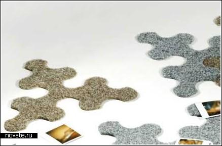 Ковер-мозаика