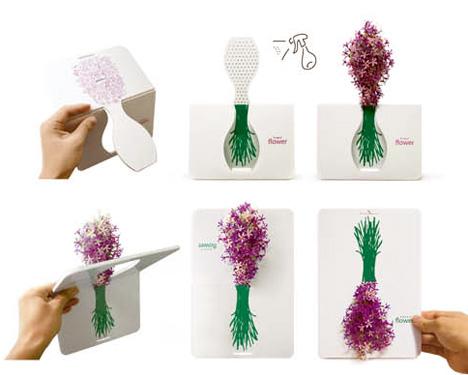 искусственный цветок от Ki-Seung Lee