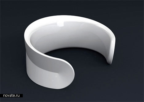 Женские часы «i/o» от Robin Lapo Bigio & Olivero Zanon