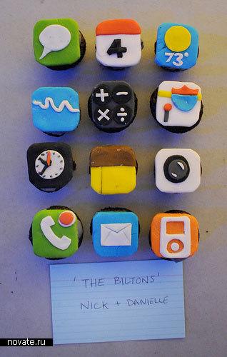 Сладкий iPhone