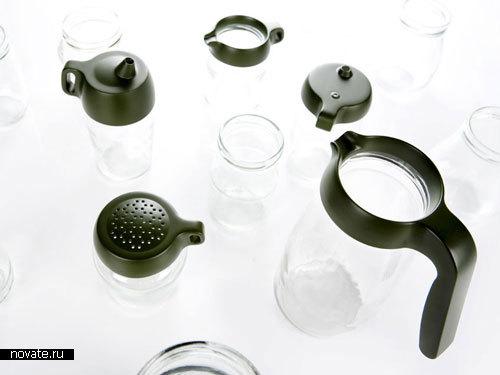 Крышки для банок от Jorre van Ast