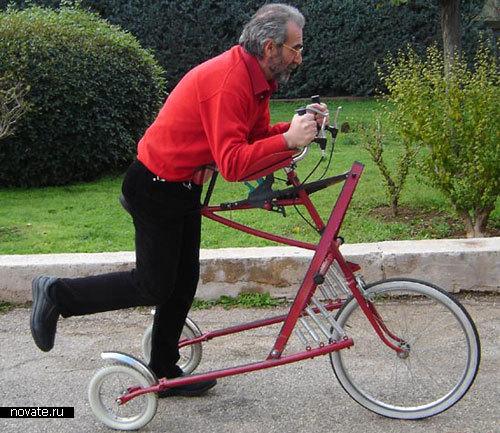 Велосипед Jump bike