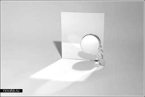 Зеркало в зеркале от MicroWorks