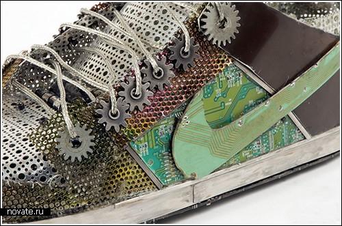 Обувь для экстремала
