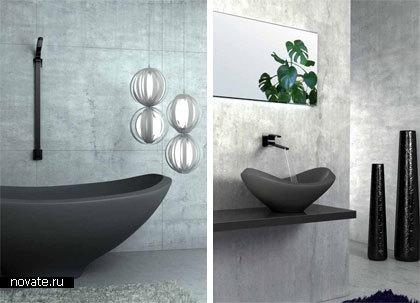 Дизайн для ванной от Карима Рашида