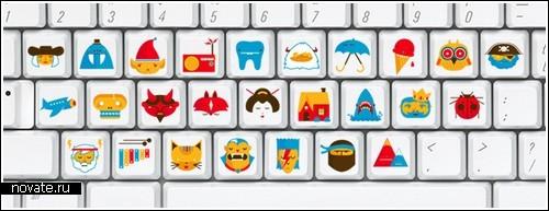 Клавиатура-азбука