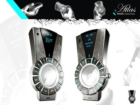 Телефон на кинетической энергии