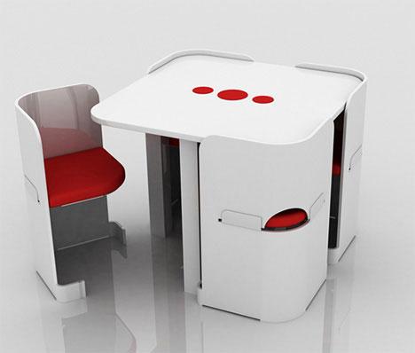 Кухонная мебель от Marta Antoszkiewicz