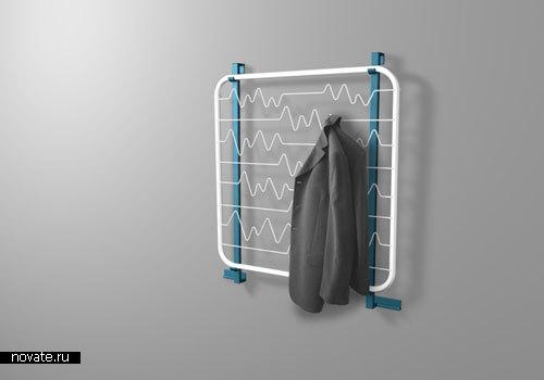 Вешалка Klotho от Mattias Pinkert