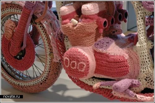 «Этот мотоцикл просто душка!»
