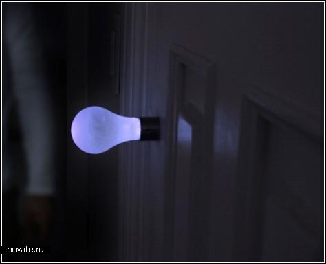 Ручка-ночник-фонарик