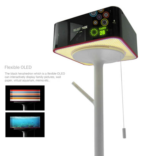 лампа от Seungchan Lee
