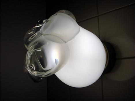 лампа Globes  от Veronica Eklund