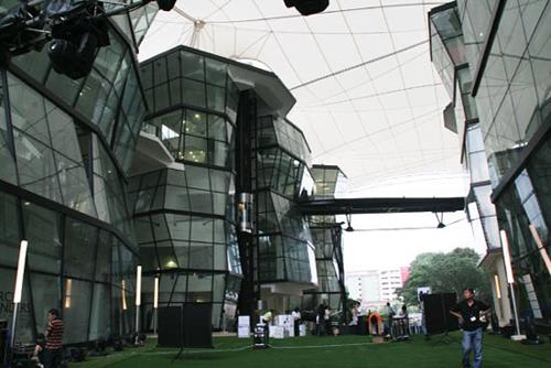 Колледж искусств в Сингапуре
