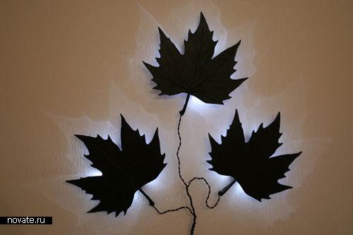 Лампа Leaft от Stephan Siepermann