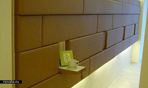 «Столик» в стене – идеал для пабов