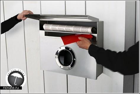 Стильные почтовые ящики от Radius Design