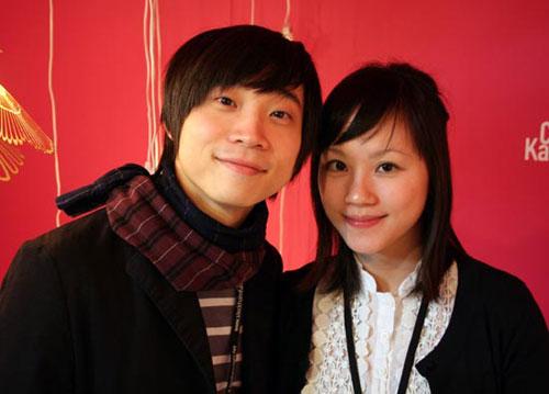 Chen Hung-Ming и Chen-Yen Wei