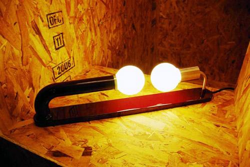 лампа от Jung Yun Yoon