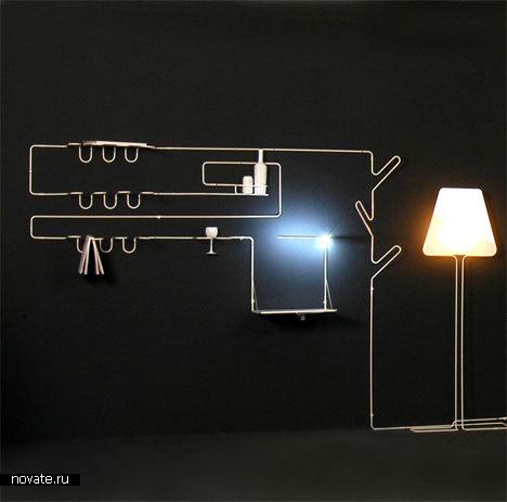 «Линейная» мебель