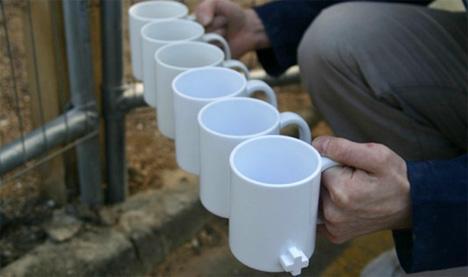 чашки от Jonathan Aspinall