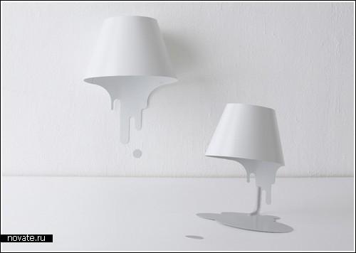 «Тающие лампы»
