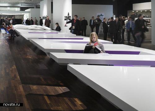 Самый длинный в мире стол