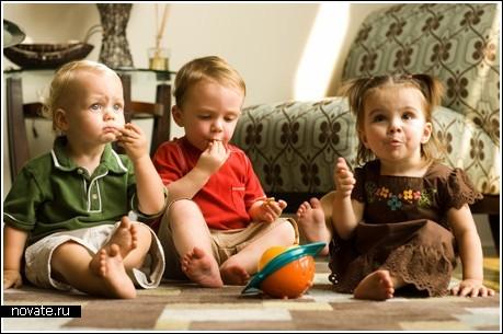 Миска для непоседливых детей