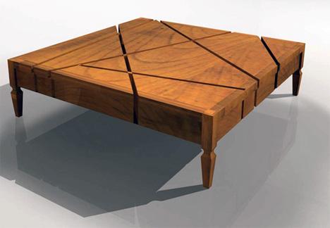 стол от Francesco Cappuccio